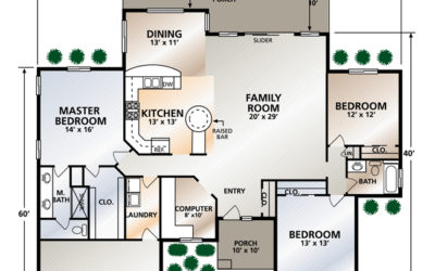 Prescott, AZ Home Builder Discusses Choosing a Floor Plan