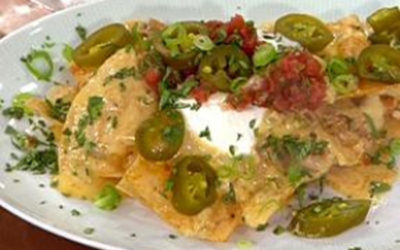 Nachos for Football Fans